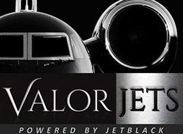 Valor Jets Rebranding