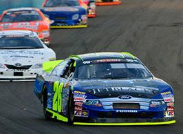 JetBlack Sponsors NASCAR