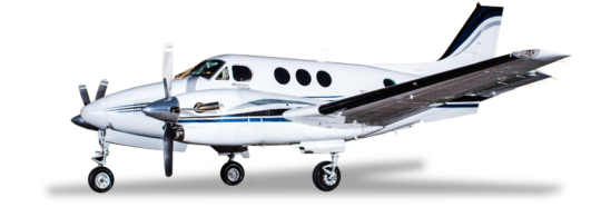 KingAir C90-B msn LJ-1609