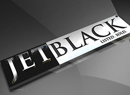 JetBlack Introduced Worldwide